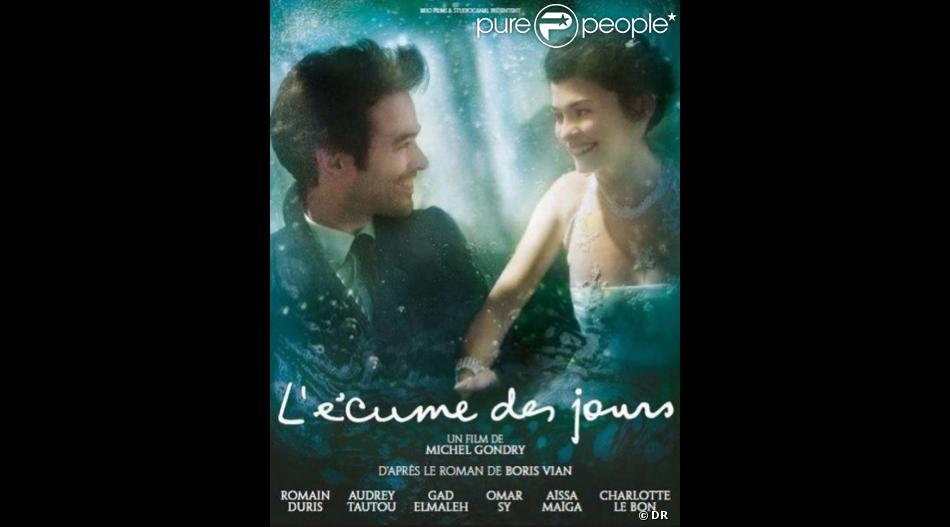 Affiche du film l 39 ecume des jours en salles le 24 avril 2013 - L ecume des jour film ...