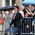 Rachida Dati le 21 juin 2012 à Paris.