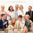 The Big Wedding  avec Robert De Niro, Diane Keaton, Susan Sarandon, Katherine Heigl, Amanda Seyfried, Topher Grace et Robbin Williams. En salles le 26 décemnre.