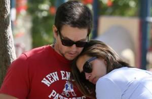 Mark Wahlberg : Musclé et tendre avec sa femme mannequin et leurs filles