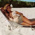 La divine Beyoncé prend la pose pour la maison H&M et sa campagne été 2013