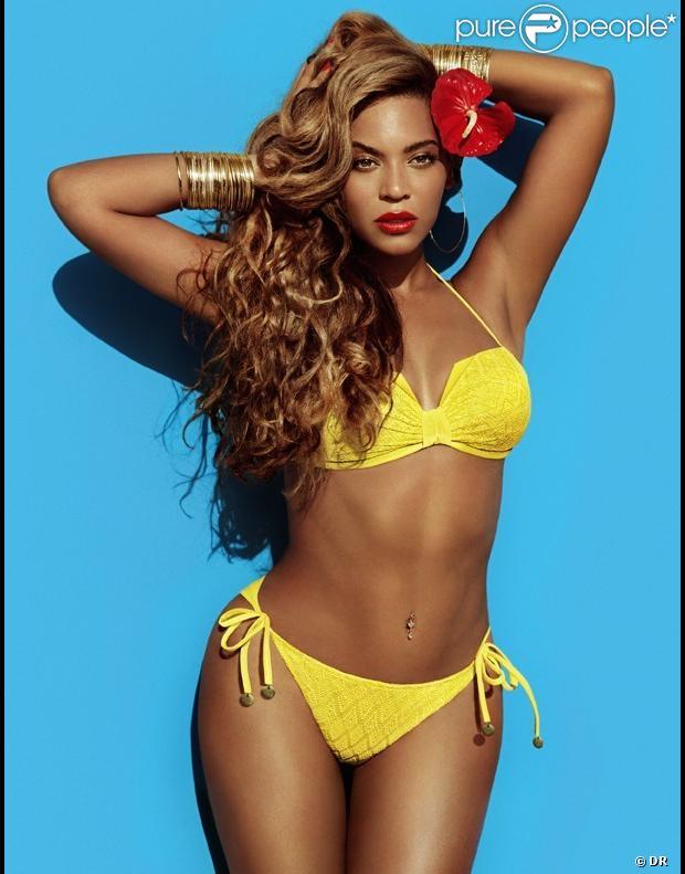 Beyoncé Knowles prend la pose pour la maison H&M et sa campagne été 2013