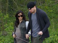 Channing Tatum et Jenna Dewan, enceinte : Amoureux en promenade à Londres