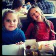 Instagram Norbert Tarayre : Ses deux premières filles