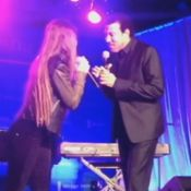 Lionel Richie : En duo avec sa fille Sofia pour la première fois sur scène