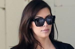 Kim Kardashian, enceinte : Elle quitte déjà Paris et enchaîne les voyages