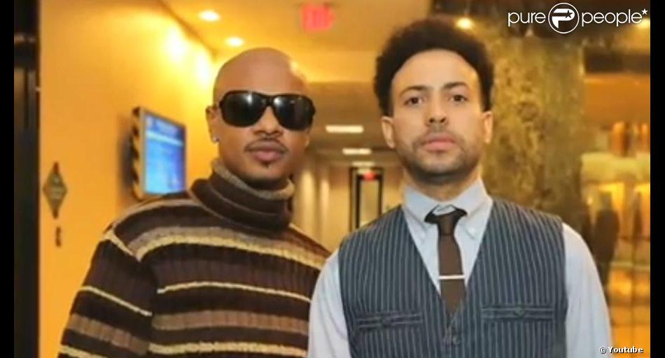 Chris Kelly (à gauche), moitié du célèbre duo de rap Kris Kross a été retrouvé mort chez lui à Atlanta, le 1er mai 2013.
