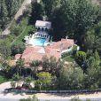 Maison de Kris Jenner à Los Angeles, le 28 avril 2013.