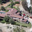 Maison de Leann Rimes à Los Angeles, le 28 avril 2013.