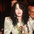 """En 1989, Isabelle  Adjani  et le César de la meilleure actrice pour """" Camille   Claudel """", le 2 mars 1989."""