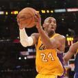 Kobe Bryant le 12 avril 2013 au Staples Center de Los Angeles