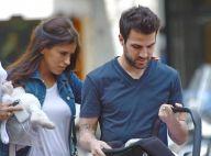 Cesc Fabregas et Daniella Semaan : Première sortie avec leur petite Lia