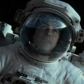 Gravity, la bande-annonce: Sandra Bullock et George Clooney perdus dans l'espace