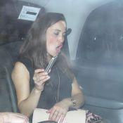Pippa Middleton : Pétée de rire, éméchée et peu discrète à la sortie du Loulou's