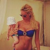 Jade Foret : Sublime en bikini et sexy en vacances avec son homme et Liva