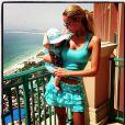 Instagram de Jade Foret - Jade et l'adorable Liva