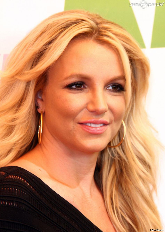 Britney Spears lors de la soirée Wango Tango de Kiis FM le 11 mai 2013.
