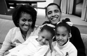 Michelle Obama : Mots tendres et jolie photo pour la Fête des mères