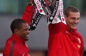 Manchester United : Célébration dans l'euphorie, loin des débordements du PSG