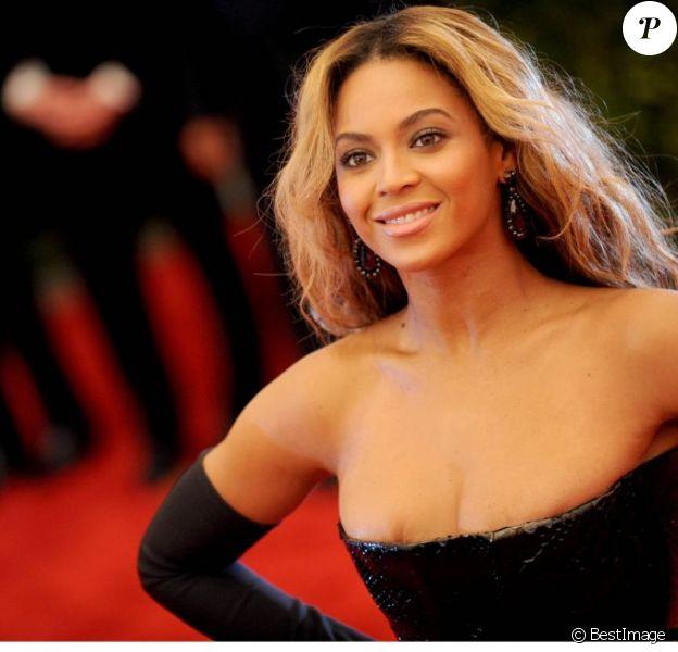 Beyoncé Knowles - Soirée du MET Ball à New York le 6 mai 2013.