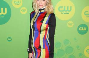 Jaime King : Robe moulante et baby bump, l'actrice rayonne