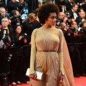 Cannes 2013, la nuit : Solange Knowles, fan de Run DMC à la soirée Belvedere