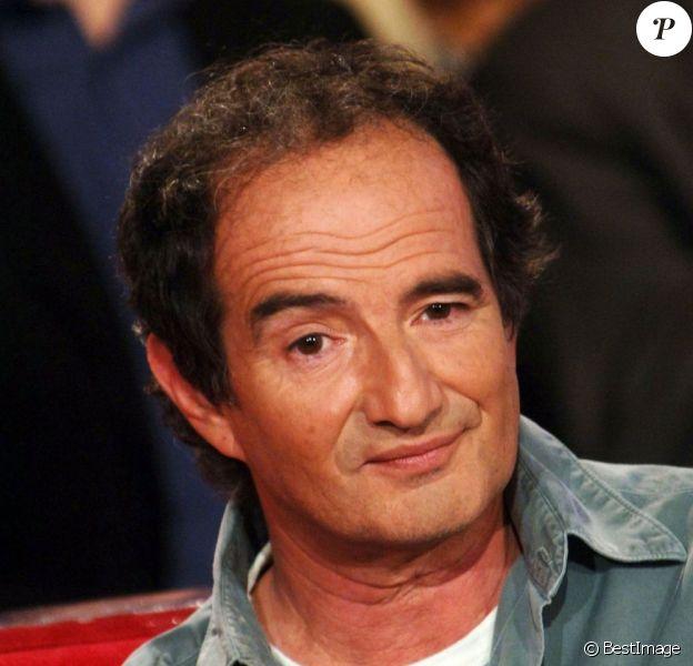 Hervé Cristiani dans Vivement Dimanche - Archives