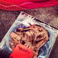 Kim Kardashian postait ce dimanche 19 mai la cover de Yeezus, nom du nouvel album de Kanye West. Disponible le 18 juin.