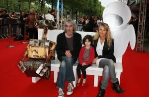 PHOTOS : Louis Bertignac en famille, parmi les people, pour la Première de 'Wall-E' !
