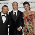James Graylors de la soirée du film The Immigrant sur la plage Magnum au Festival de Cannes le 24 mai 2013