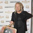 """Agnes B - Cannes le 24 05 2013 - Soiree de l'equipe du film """" The Immigrant """" a la plage Magnum de Cannes -"""