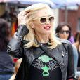 Gwen Stefani surprise dans le quartier de Chinatown à Los Angeles, le 24 mai 2013.