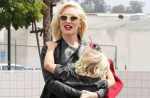 Gwen Stefani : Moment de simplicité avec Zuma, si attaché à sa maman
