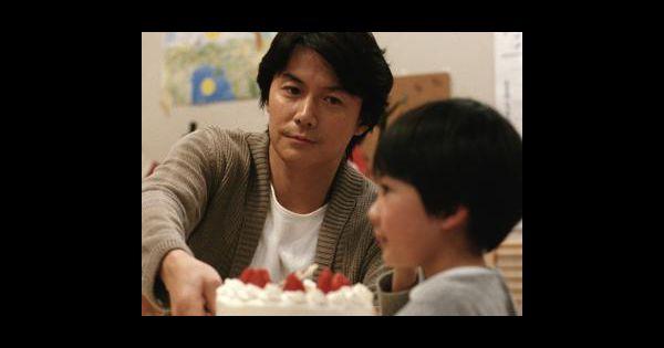 image du film tel p re tel fils de kore eda hirokazu prix du jury au festival de cannes 2013. Black Bedroom Furniture Sets. Home Design Ideas