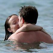Olivia Wilde et Jason Sudeikis : Échange de baisers fougueux à Hawaï