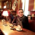 Nathalie Kosciusko-Morizet poursuit sa campagne pour les municipales à Paris. Une fois de plus, la candidate a opté pour un café politique dans le 8e arrondissement de la capitale, le 27 mars 2013.
