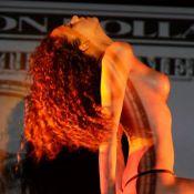 Noémie Lenoir : Sensuelle jusqu'au bout des seins pour le Crazy Horse