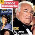 France Dimanche du 31 mai 2013.