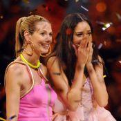 Heidi Klum : 'Des seins' perturbent la grande finale de Germany's Next Topmodel