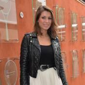 Roland-Garros: Laury Thilleman et Frédérique Bel reines de l'élégance, PPDA ravi