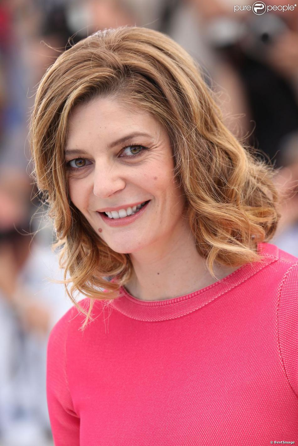 """Chiara Mastroianni lors du photocall pour """"Les Salauds"""" à Cannes le 22 mai 2013"""