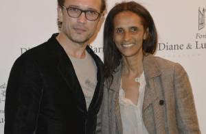 Vincent Perez et Karine Silla : Amoureux devant
