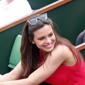 Roland-Garros 2013 : Marine Lorphelin lumineuse au côté de l'excentrique Redfoo