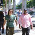 Prince Jackson dans les rues de Beverly Hills, le 4 juin 2013.