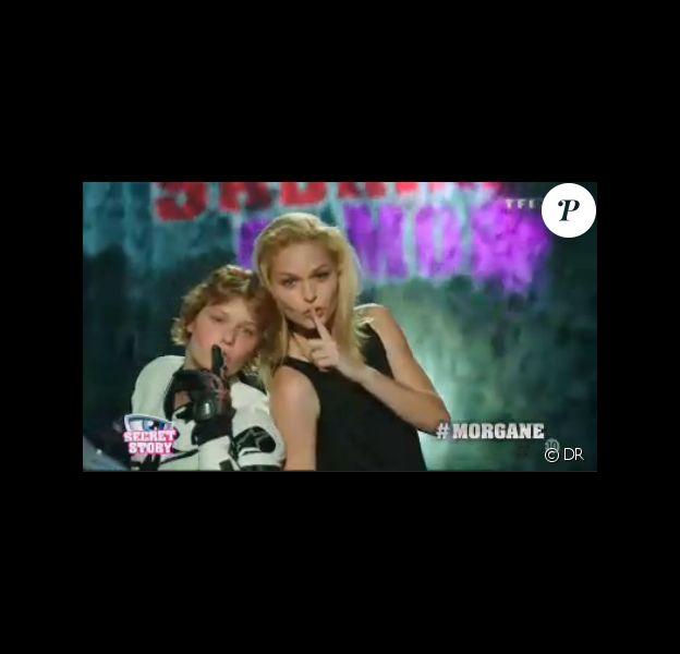 Sabrina et Morgane, jumelles très différentes, dans Secret Story 7, vendredi 7 juin 2013 sur TF1