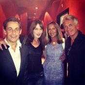 Michel Sardou à l'Olympia : Complice en coulisses avec Carla et Nicolas Sarkozy