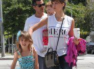 Jessica Alba : En famille avec Honor en tutu pour une journée ensoleillée
