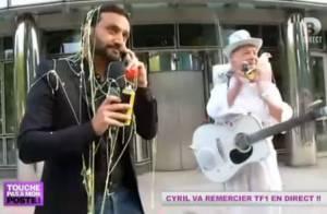 Touche pas à mon poste : Cyril Hanouna, totalement fou, débarque chez TF1