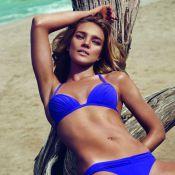 Natalia Vodianova : En bikini pour Etam, le top model prépare son été