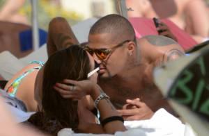 Kevin-Prince Boateng : Vacances dorées avec sa sublime Melissa